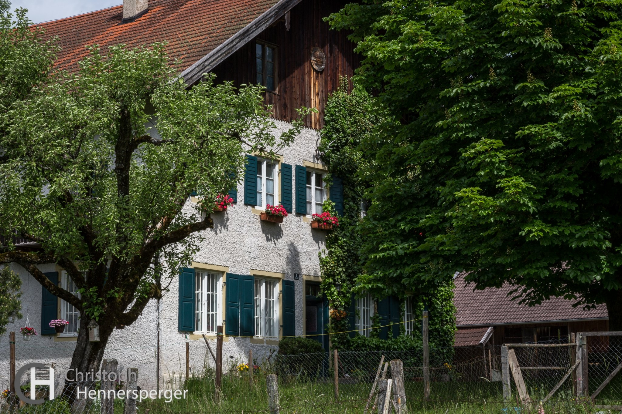 Obernach Einödhof